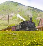 Silverton Steam #1