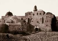 Jerusalem (El-Kouds). David's Tomb, exterior by WorldWide Archive