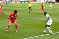 Jozy on the ball