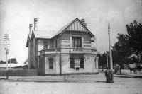 HW0370 Old Williamstown Post Office circa 1900
