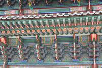 Kor0025 Temple Ceiling