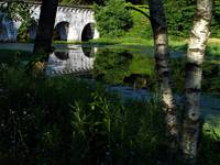 Sudbury River Aquaduct Reflection