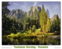 Yosemite - Tuolumne Morning
