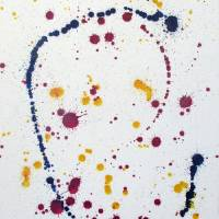 Ink Splat Art Prints & Posters by Mason Markley