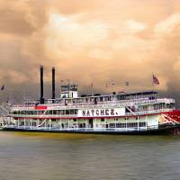 Natchez:Storm Coming Art Prints & Posters by Ray Knight