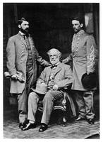General Robert E. Lee by Mathew Brady (1865)