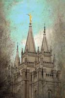 Salt lake Temple from road cpp texture