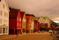 Bergen  Bryggen, Another Angle