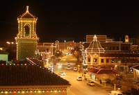 Plaza Lights 2009