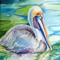 BROWN PELICAN of LOUISIANA