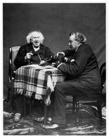 Nadar Interviews the Centenarion (1886)
