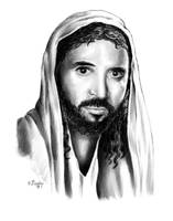Jesus in Pencil
