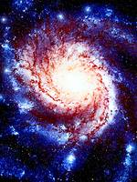 The Heart of Galaxy M101