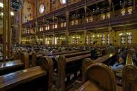 The Great Synagogue, Pest, 43 by Priscilla Turner
