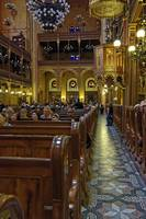 The Great Synagogue, Pest, 38 by Priscilla Turner