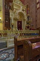 The Great Synagogue, Pest, 33 by Priscilla Turner