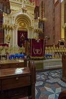 The Great Synagogue, Pest, 32 by Priscilla Turner