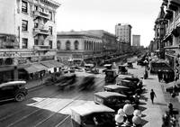 San Jose Downtown c1920 by WorldWide Archive