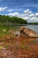 Taylor Lake (IMG_0293) by Jeff VanDyke