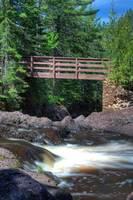 Amnicon Falls (IMG_0460) by Jeff VanDyke