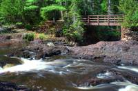 Amnicon Falls (IMG_0466) by Jeff VanDyke