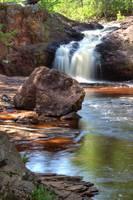 Amnicon Falls (IMG_0397) by Jeff VanDyke