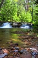Siskiwit Falls (IMG_0584+) by Jeff VanDyke