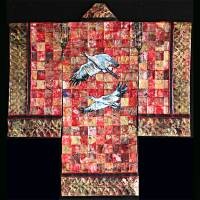 """""""Earth Prayer Robe 8"""" by catherinefoster"""