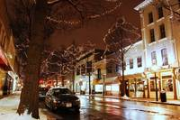 King Street in Winter