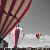 Lots of Hot Air Art Prints & Posters by BuffaloWorks Photography