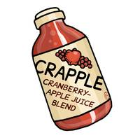 Crapple - F Minus by Art by Comics.com