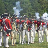 Military @ Colonial Williamburg 179