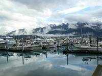 Earth Day! Alaska Seward Harbor