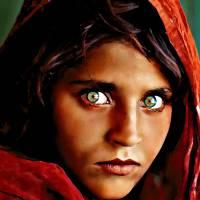 """""""Afghan Girl"""" by Khailey"""