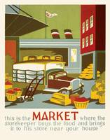 Wholesale Food Markets (19370