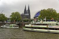 Cologne_Köln 1 by Priscilla Turner