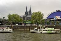 Cologne_Köln 2 by Priscilla Turner