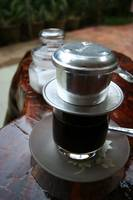 Vietnamese Filtered Coffee