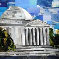 """Jefferson Memorial"" by megancoyle"