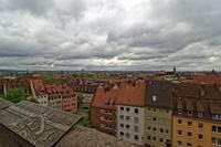 Nuremberg 1 by Priscilla Turner