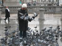 Man with Pigeons IMG_0288