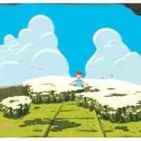 """""""Spring Meadow"""" by PeterBrownStudio"""