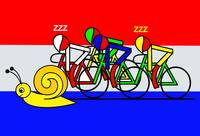 The Snail in GAP - Tour de France