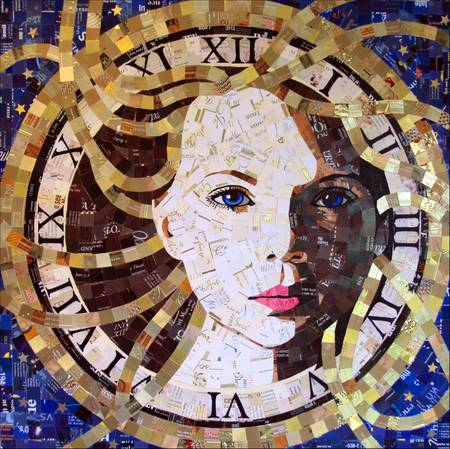 Time Enough by Sandhi Schimmel  Gold
