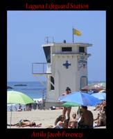 Laguna Lifeguard Station