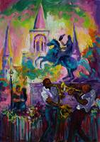 Passion in the Park New Orleans Jackson Square