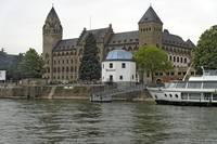 Koblenz & Middle Rhine 12 by Priscilla Turner