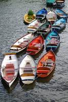 Boats at Richmond