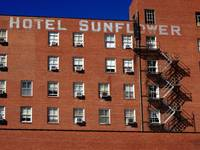 Abilene, Kansas - Hotel Sunflower