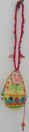 Yellow Doll Charm 1